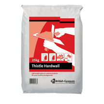 Thistle Hardwall (25kg)