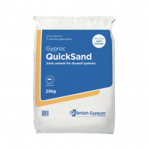 Gyproc QuickSand Joint Cement 25kg