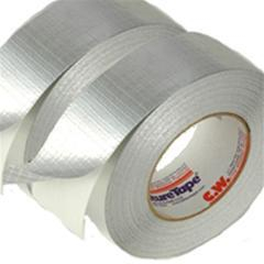 100mm x 50mtr Venture 1524cw Reinforced Foil Tape (Roll)