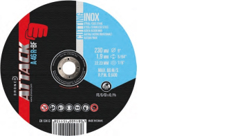 Ultra Thin Flat Metal Cutting Discs