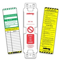 Scafftag Kits, Holders