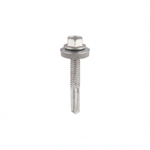 Heavy Section Washered Hex Head Tek Screws