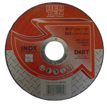 4 1/2inch Ultra Thin Flat Metal Cutting Disc (Each)