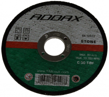 4inch Flat Stone Cutting Disc (Each)