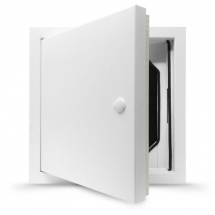600x600 Picture Frame Budget Lock Non Fire Access Panel