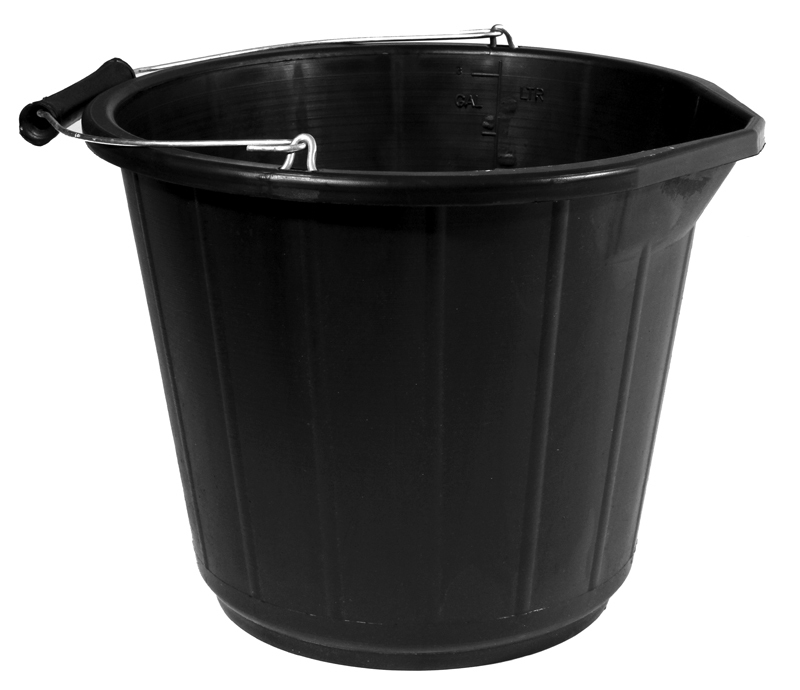 PVC Builders Bucket 3 Gallon