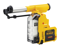 Dewalt 18v Cordless Dust Extraction Unit