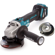 Makita 18v 115mm Cordless Angle Grinder (Body Only)