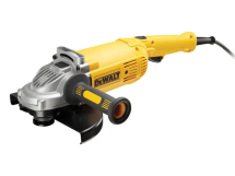 Dewalt 230mm Angle Grinder 2200w c/w Carry Case