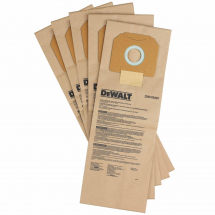 Paper Bag for Dewalt DWV902M (Pack 5)