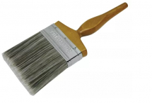 Faithfull Superflow Synthetic Paint Brush 100mm