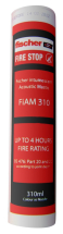 Fischer FiAM Firestop Acoustic Mastic 310ml