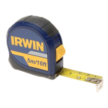 Irwin Standard Pocket Tape 5m/16ft