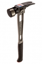 Martinez 15oz Smooth Face 4100 Series Curved Grip Hammer